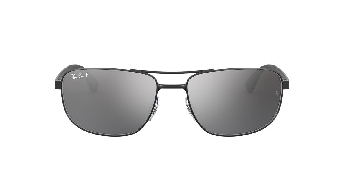 Black RB3528 Grey-Black  61