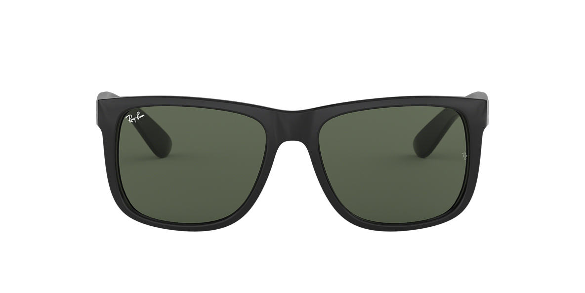 Black RB4165 Green Classic  54