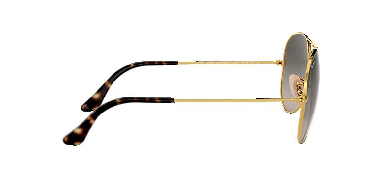 cdc2ed038 Óculos de Sol Ray-Ban RB3025 Coleção Havana - Aviator | Sunglass Hut
