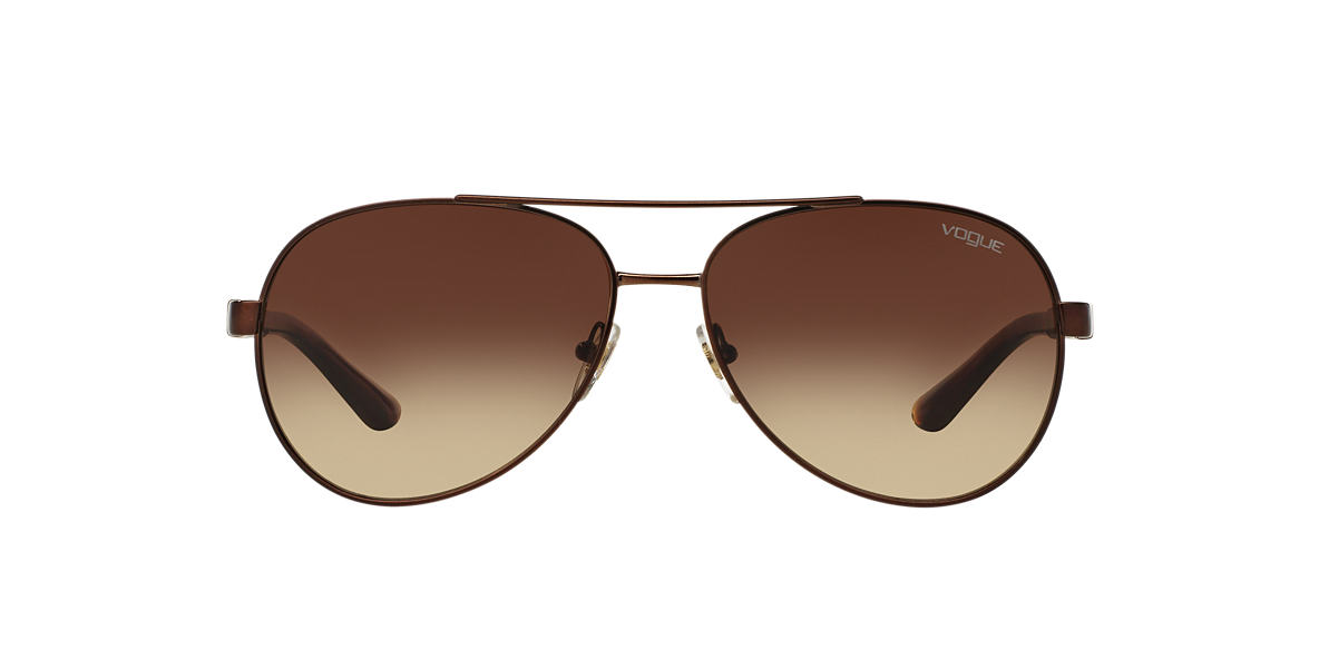 Brown VO3997S Brown  58