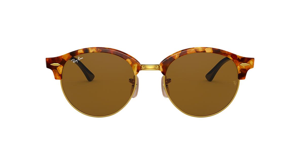 8e3e10b796 Ray-Ban RB4246 51 Brown Classic B-15   Tortoise Sunglasses ...