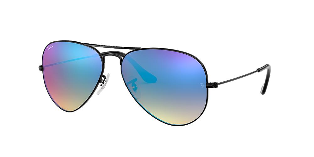 Óculos de Sol Ray-Ban RB3025L Aviator Gradiente Espelhado   Sunglass Hut 2de5038423