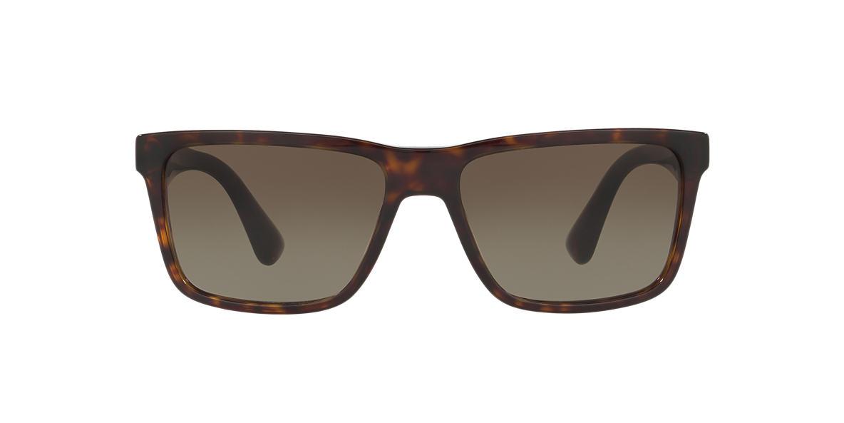 83f22fc24fa Prada PR19SS 59 Brown   Tortoise Sunglasses