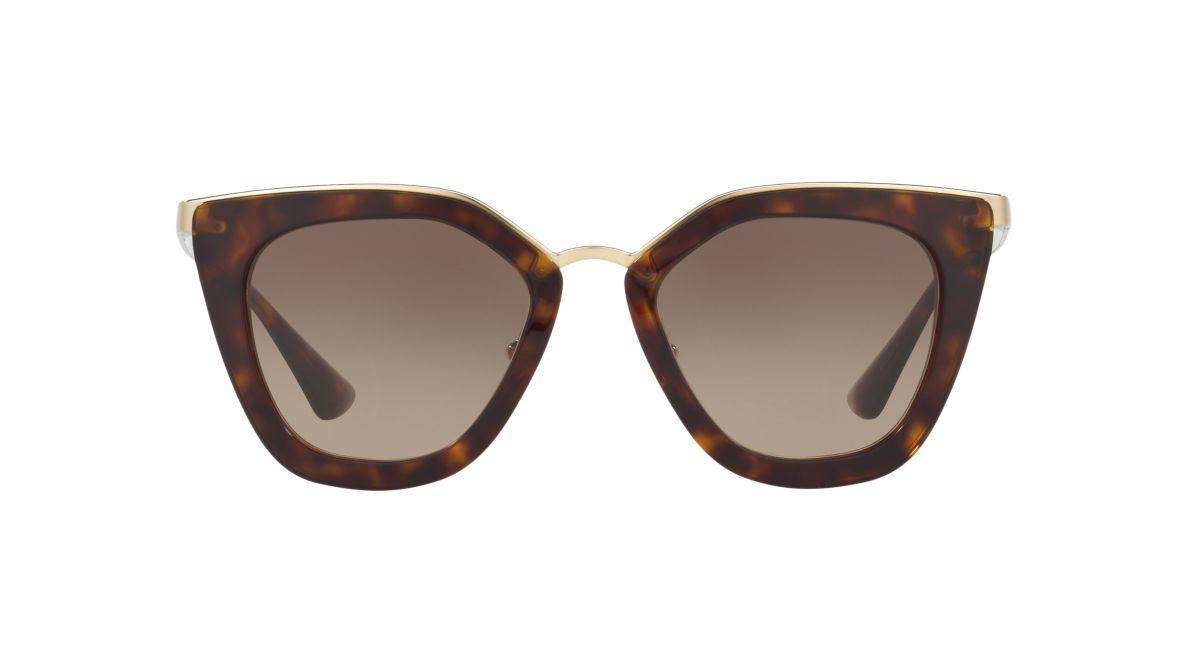 d1c226f8851 Prada PR 53SS 52 Grey-Black   Tortoise Sunglasses