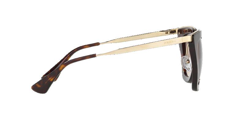 b26d8c7d459 Prada PR53SS 52 Grey-Black   Tortoise Sunglasses