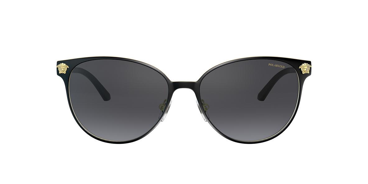 Black VE2168 Grey-Black  57