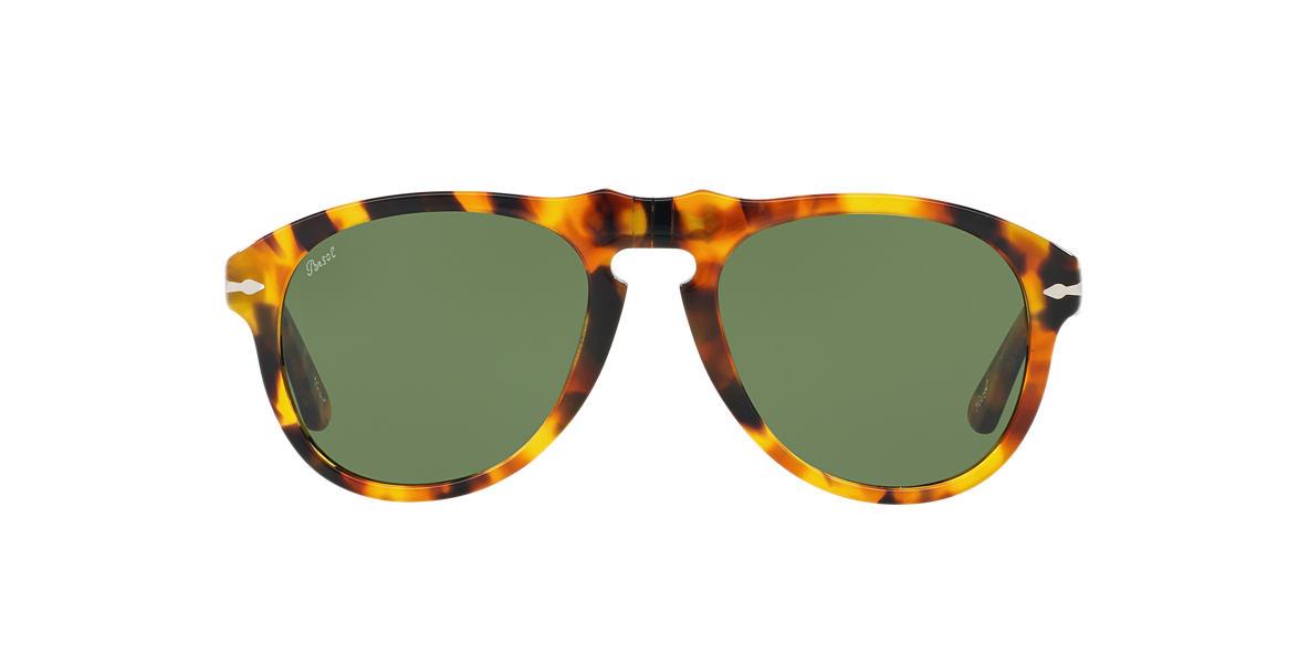 17e67613a6 Persol PO0649 54 Green   Tortoise Sunglasses