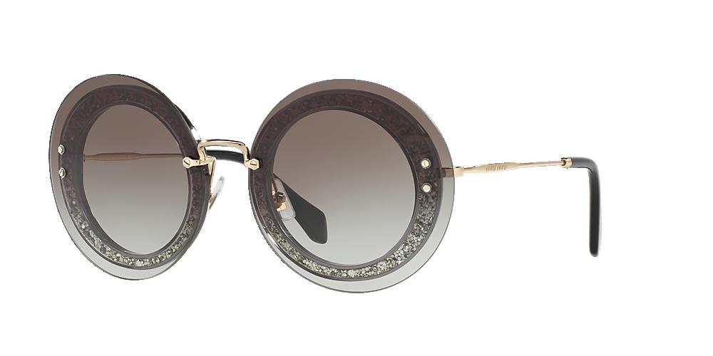Óculos de Sol Miu Miu MU 10RS Reveal   Sunglass Hut b9fcb0a553