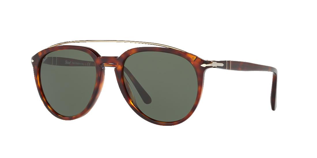 d55c8083741 Persol PO3159S 55 Green   Tortoise Sunglasses