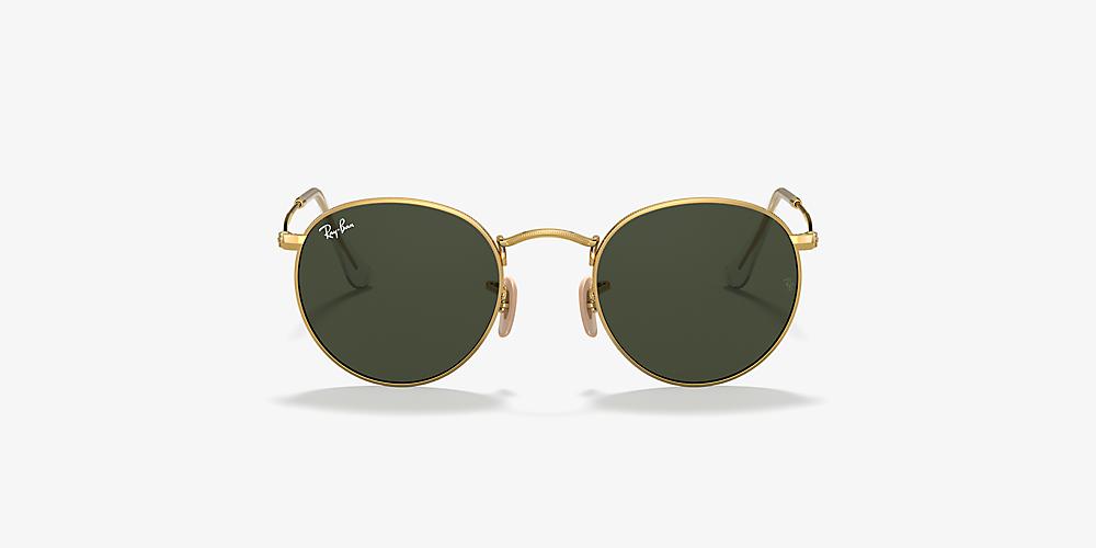ray ban round sunglasses 50 vs 53