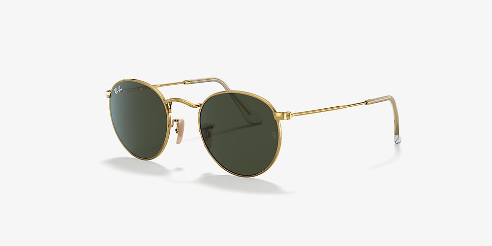 Rayban Damen Sonnenbrille »ROUND METAL RB3447N