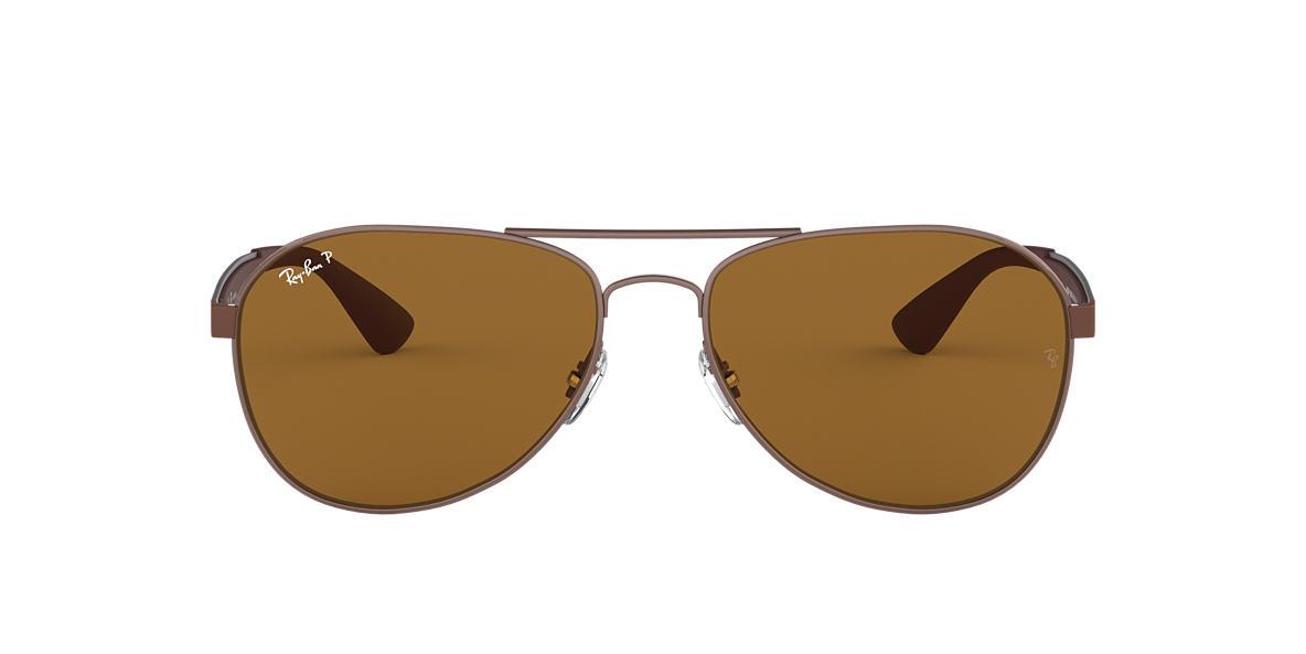 Brown RB3549 Brown  58