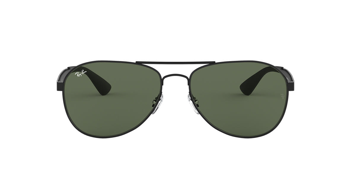 Black RB3549 Green  58