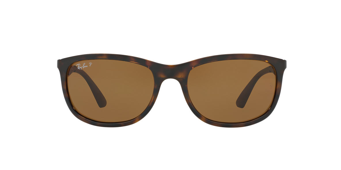 e823fd2a0c RAY-BAN Tortoise RB4267 Polarized Brown Classic B-15 polarised lenses 59mm