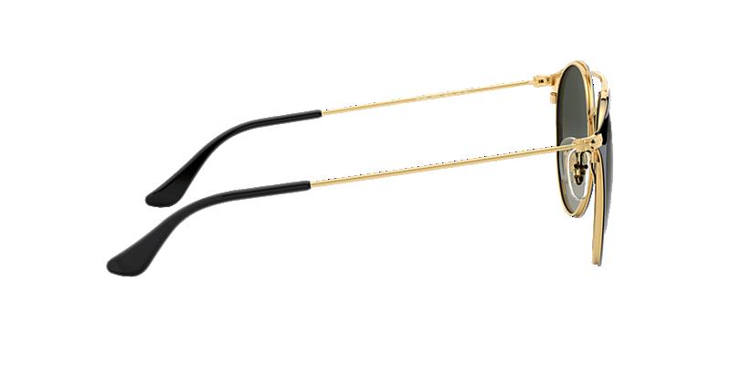 73e9e7ce15 Ray-Ban RB3546 52 Grey Gradient   Black Sunglasses