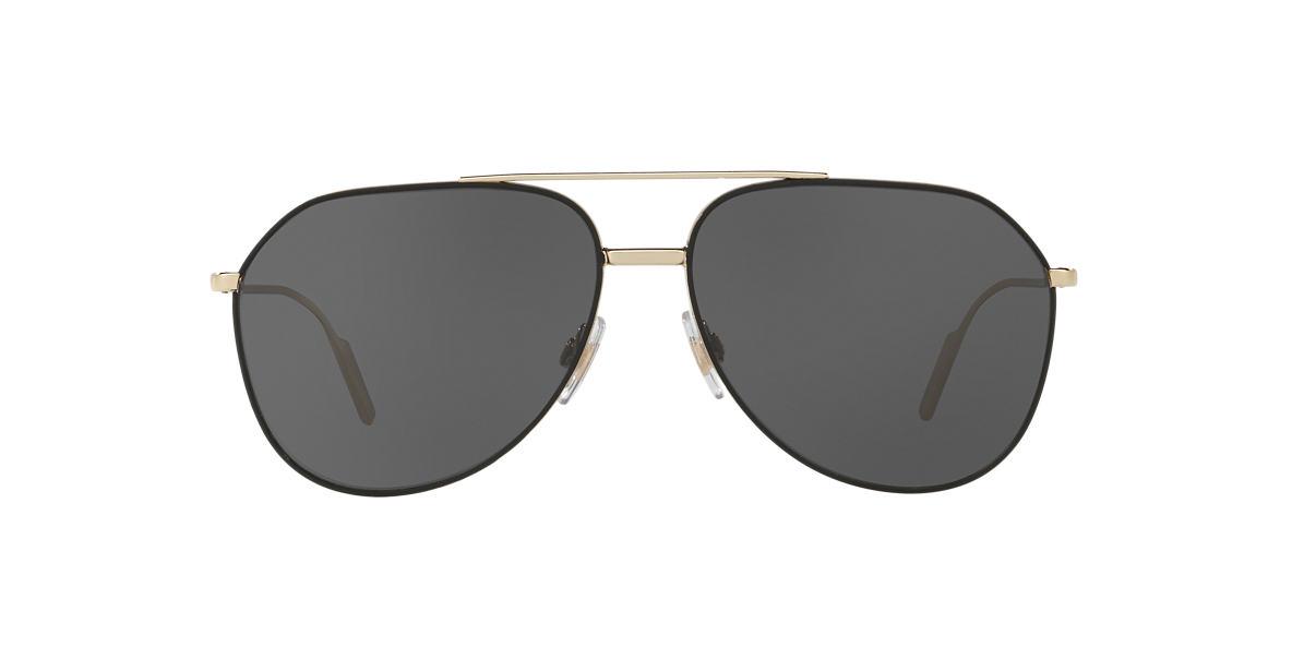 Gold DG2166 Grey-Black  61
