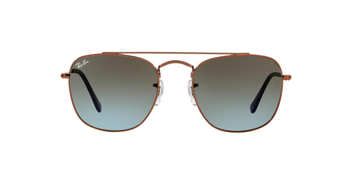 fd4004e9ae1 Ray-Ban RB3557 51 Blue Brown Gradient   Bronze-Copper Sunglasses ...