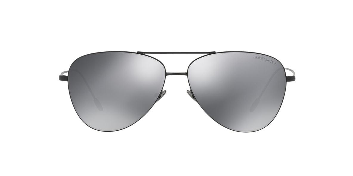 Black AR6049 Silver  58