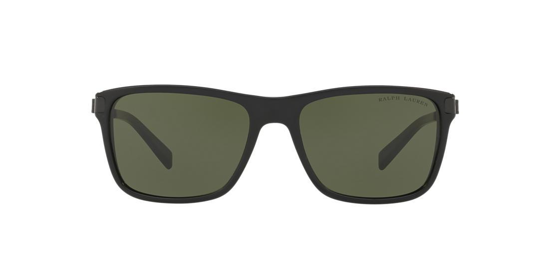 Ralph Lauren RL8155 57 57 Vert   Noir Lunettes de soleil   Sunglass ... 46161ab9c3e0