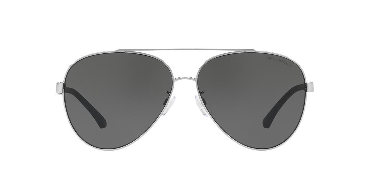 Silver EA2046D Grey-Black  62