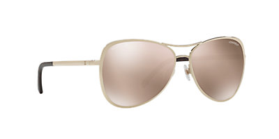 3312f7d119ef Chanel Pilot Sunglasses 57 null & null Sunglasses | Sunglass Hut ...