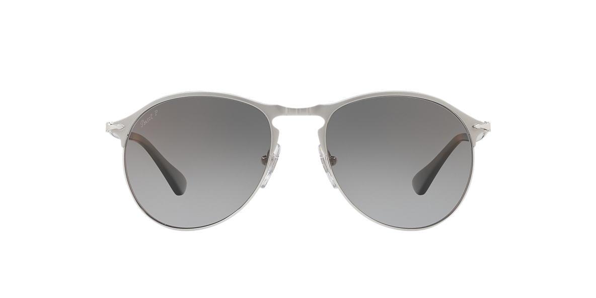Silver PO7649S Grey-Black  56