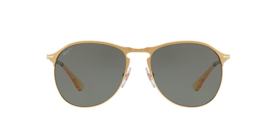 Gold PO7649S Green  56