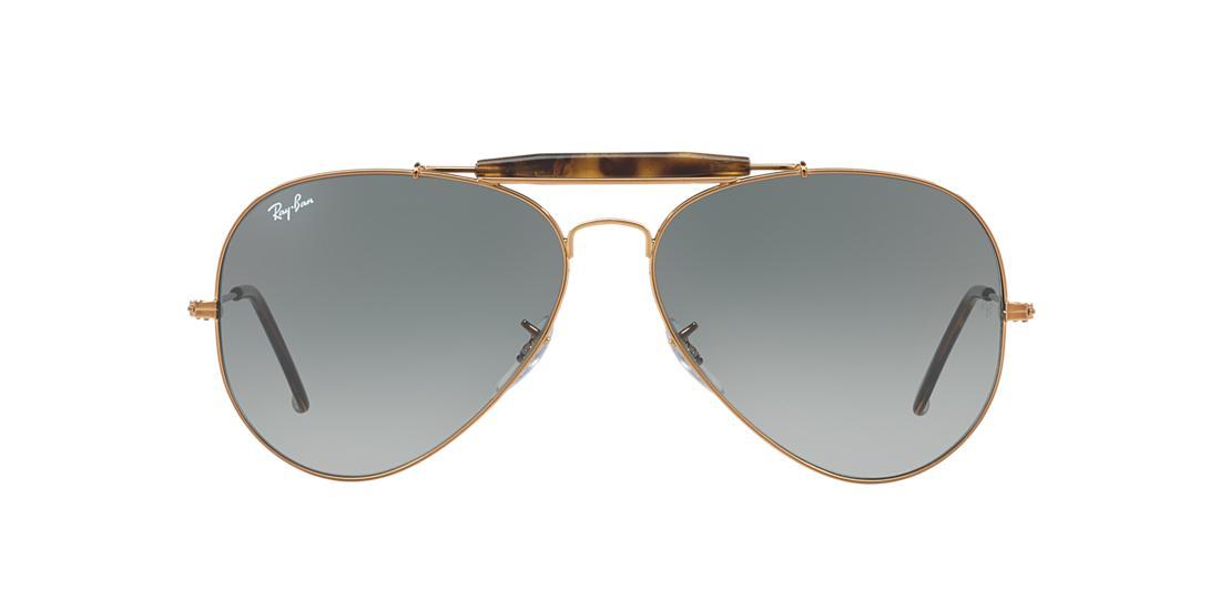 be59e3e17a Comprar gafas de sol Ray-Ban RB3029 OUTDOORSMAN II en Sunglass Hut ...