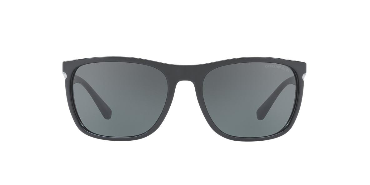 Noir EA4107 Grey-Black  59