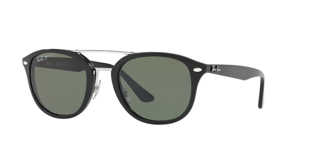 ee4adbcccc Frame  black. Lenses  polarized green classic g-15. PDP Product Image