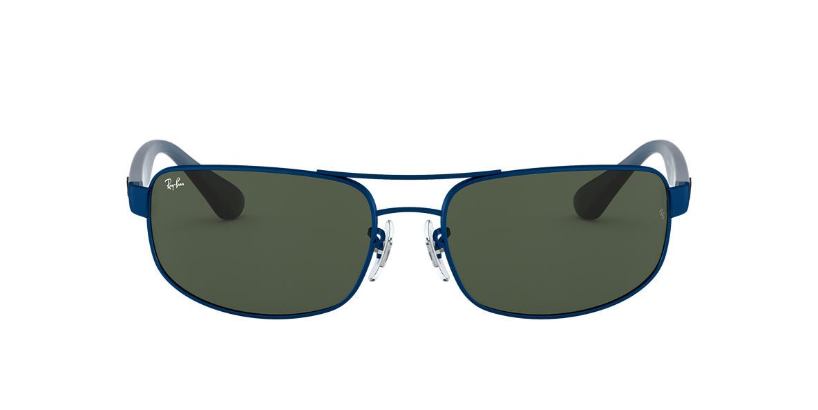 Blue RB3445 Green  61