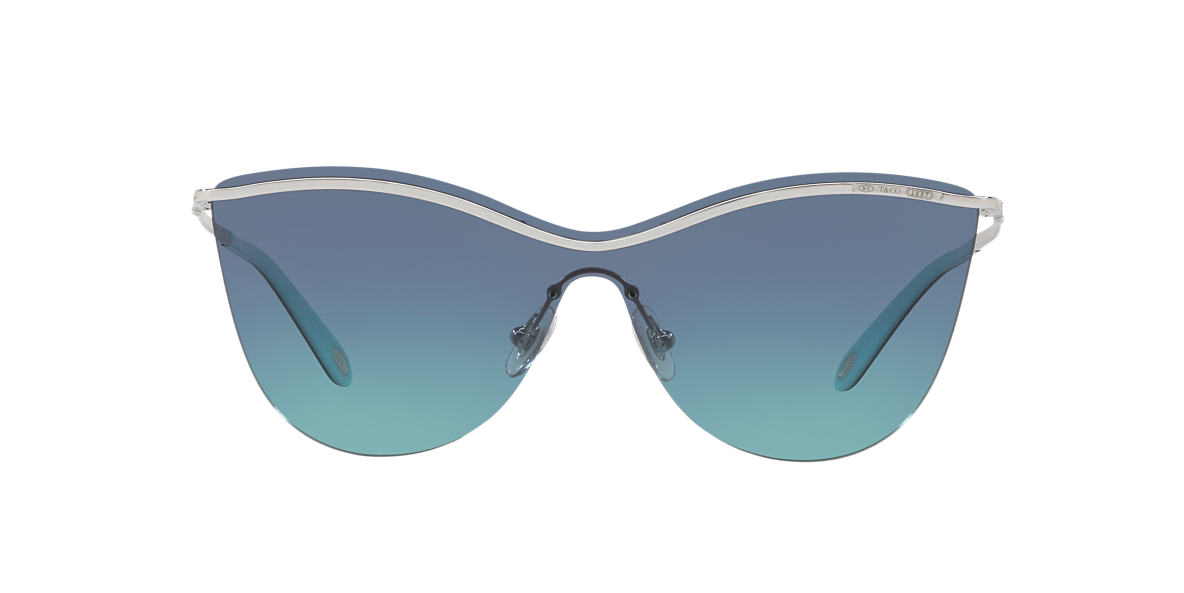 1f10aaaa14fd Tiffany TF3058 01 Blue   Silver Sunglasses