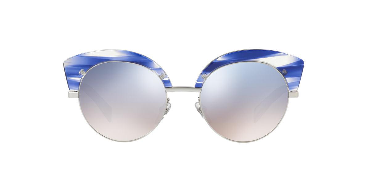 Blue A04007 Silver  51
