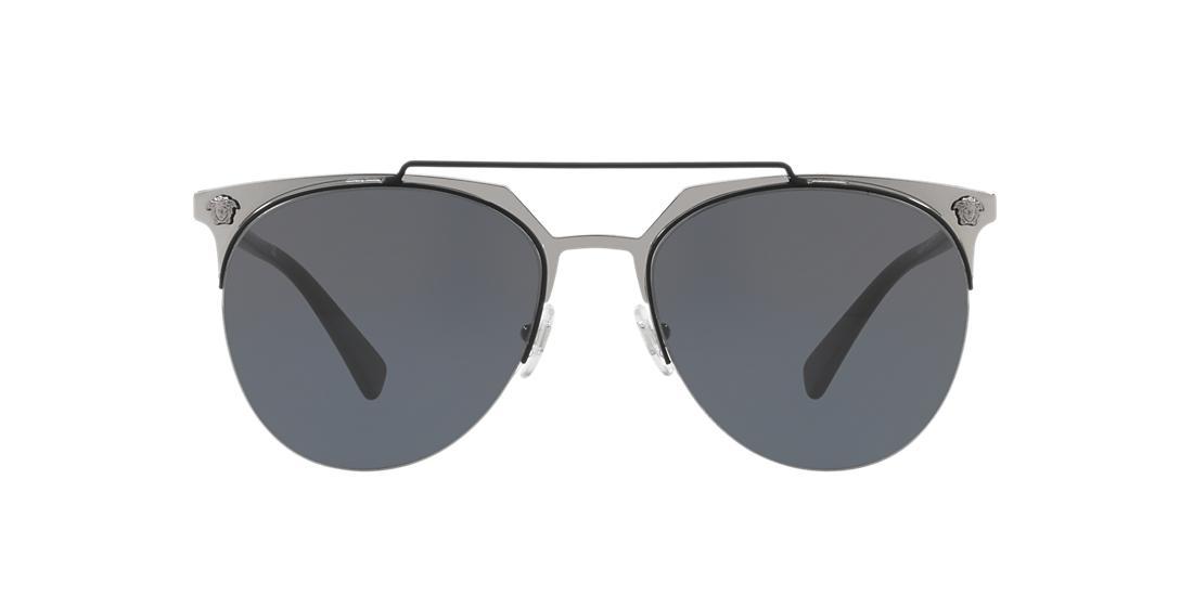 Óculos de Sol Versace VE2181   Sunglass Hut 7a57969cbd