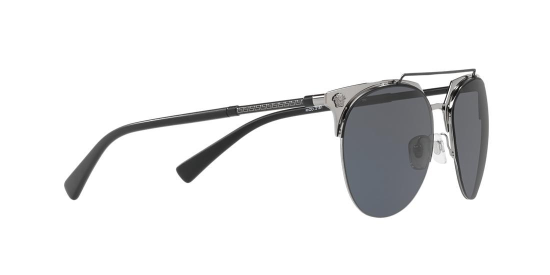 Óculos de Sol Versace VE2181   Sunglass Hut e0cb428684