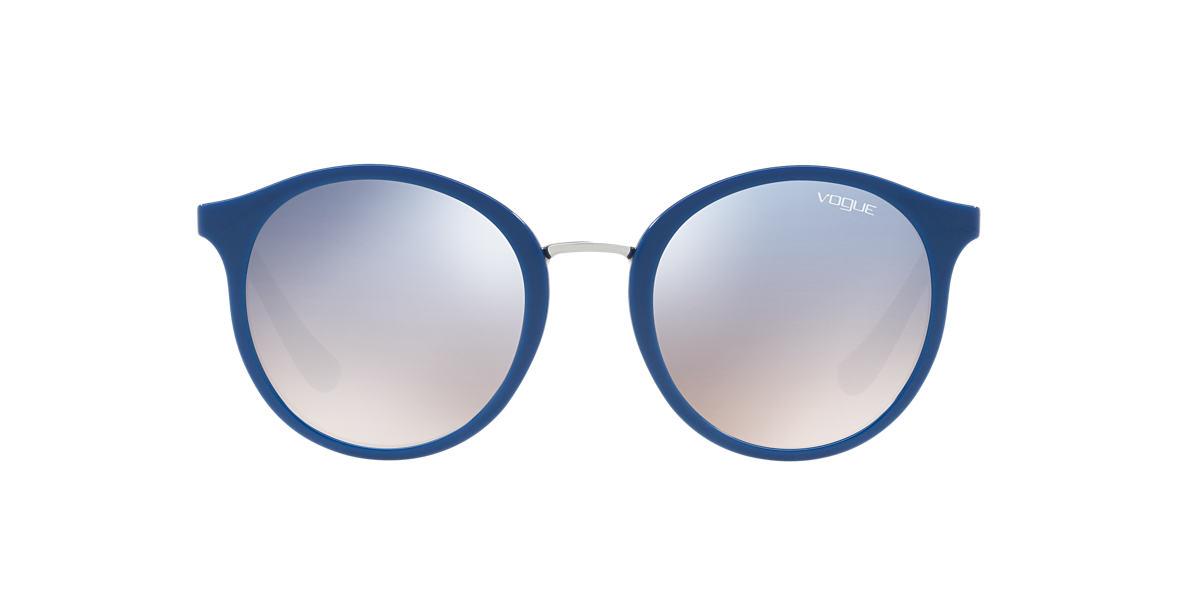Blue VO5166S Blue Gradient Mirror