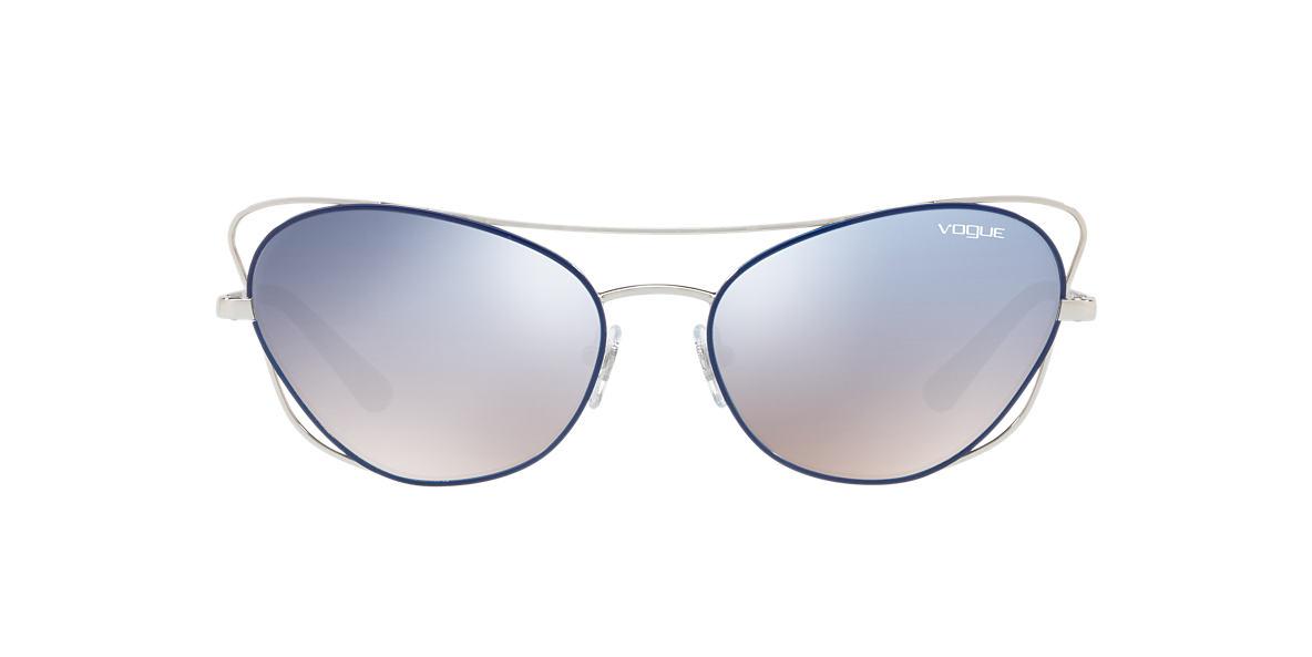 Blue VO4070S Blue Mirror