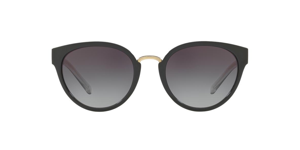 076e5b5c0e5 Burberry BE4249 53 Grey-Black   Black Sunglasses