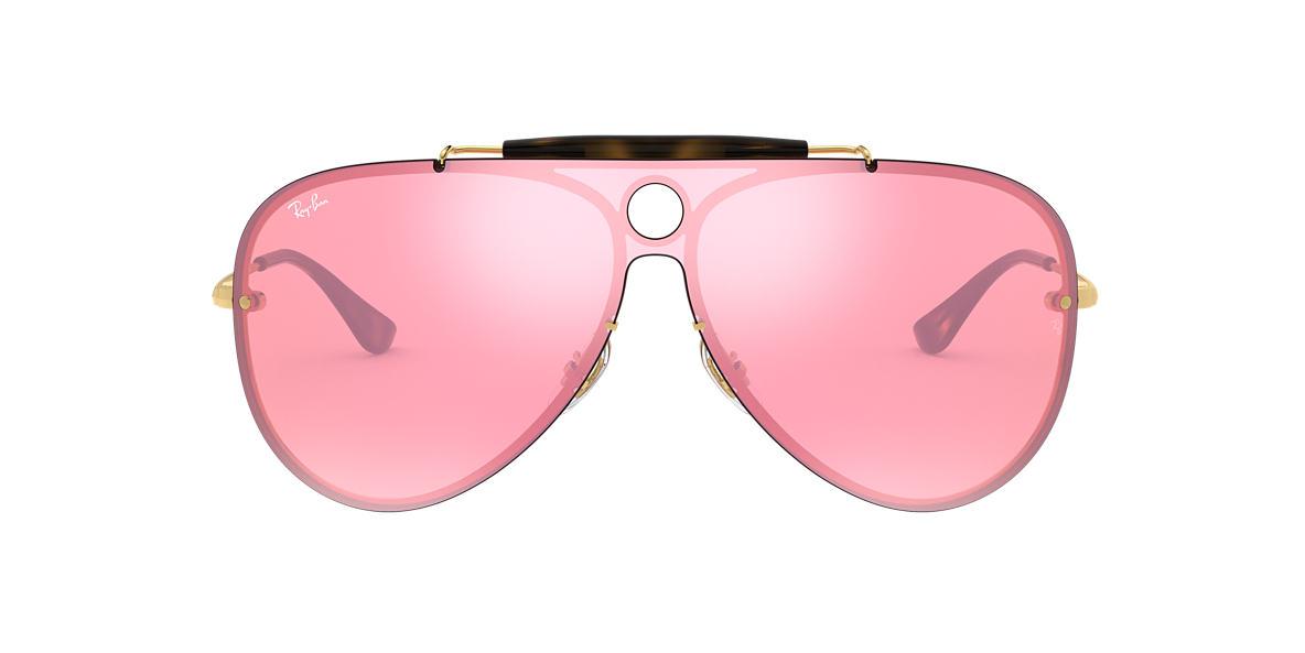 Gold RB3581N BLAZE SHOOTER Pink  01