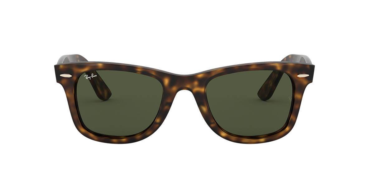 Tortoise RB4340 WAYFARER EASE Green  50