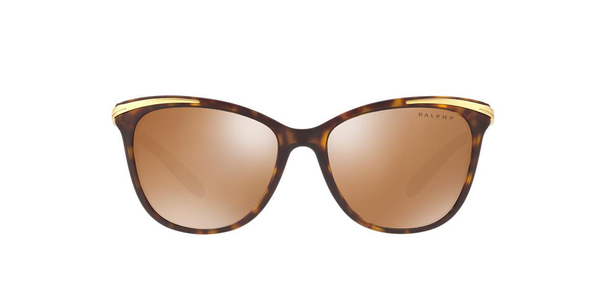 cc52f5142d Ralph RA5203 54 Gold   Tortoise Polarized Sunglasses