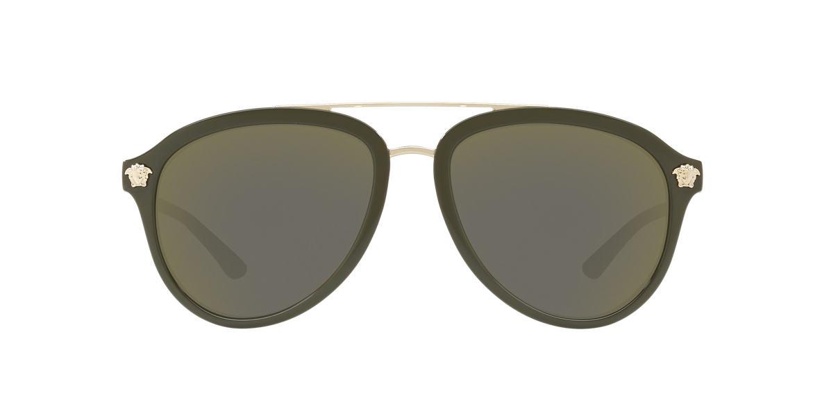 Green VE4341 Gold  58