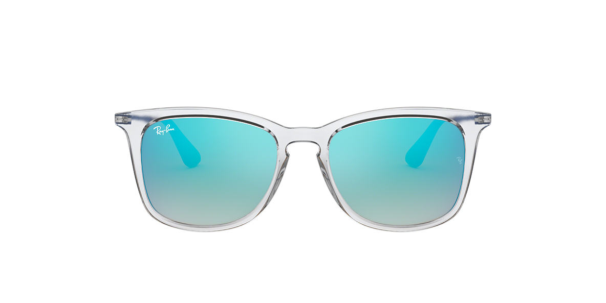 Transparent RJ9063S Blue Gradient  48