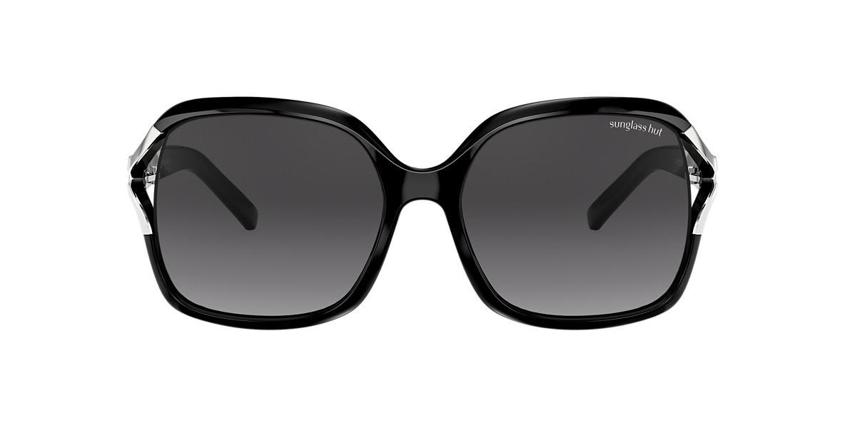 Black HU2002 Grey-Black  58