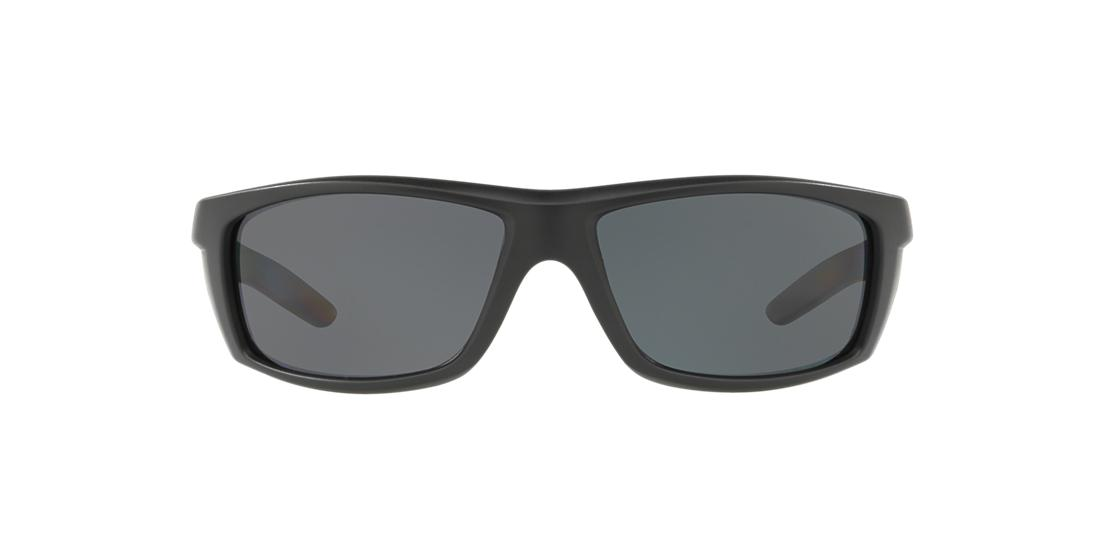 62187f9e42e Sunglass Hut Collection HU2007 63 Grey-Black   Black Polarized ...