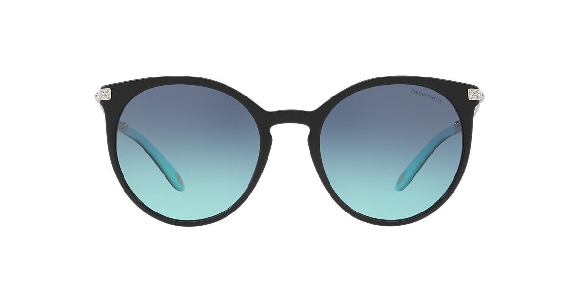 c950d7003ce0 Tiffany TF4142B 54 Blue   Black Sunglasses