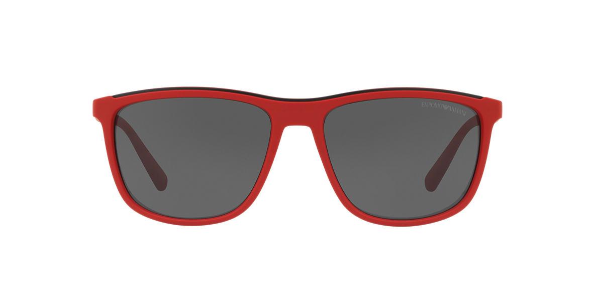 Red EA4109 Grey-Black  57