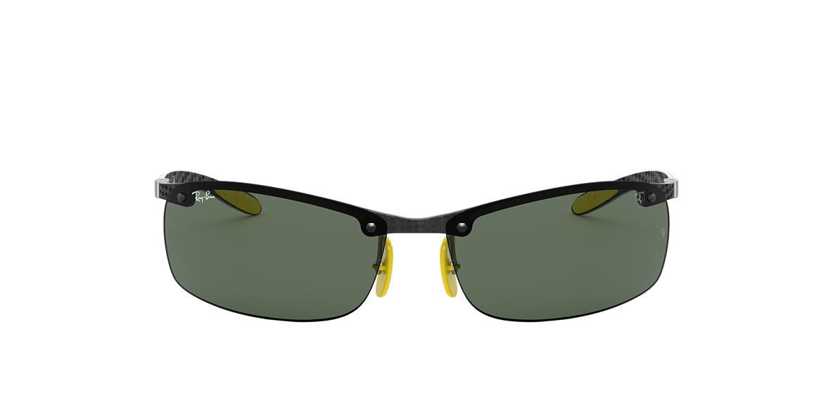 Black RB8305M SCUDERIA FERRARI COLLECTION Green  64