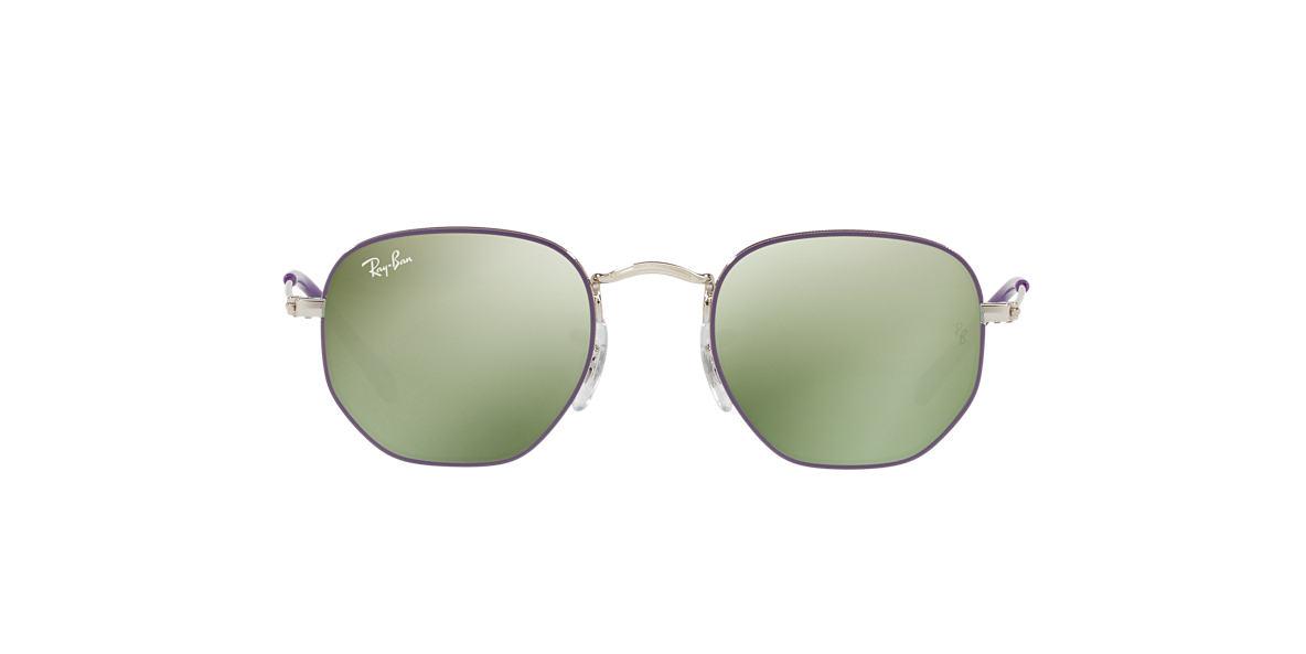 Violet RJ9541SN HEXAGONAL JUNIOR Green  44