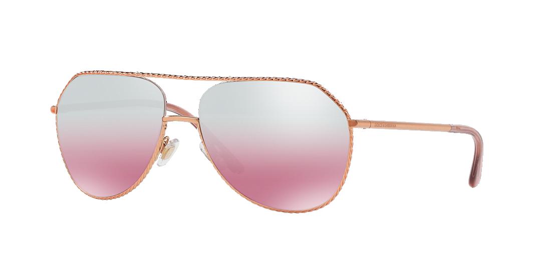 b1eebce6b35a Dolce   Gabbana DG2191 59 Pink   null Sunglasses
